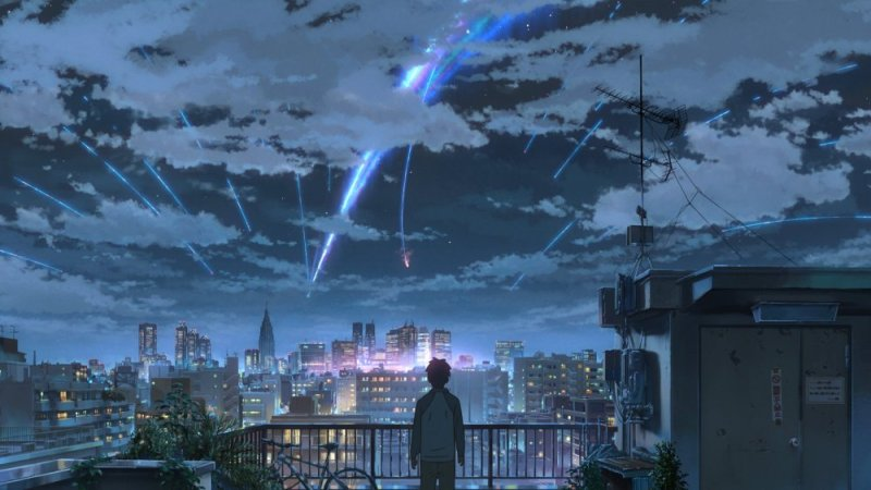 your-name-2016-001-comet-falling-over-city-night