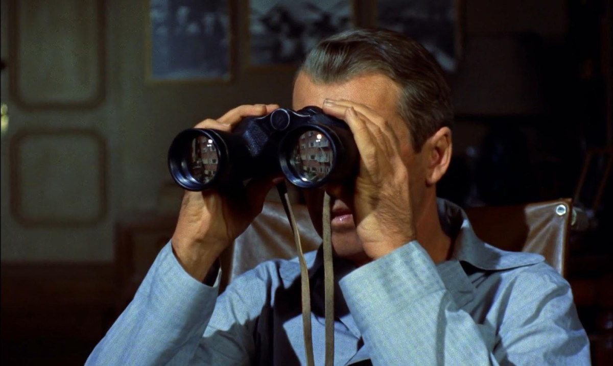 Rear Window: The Language of Cinema