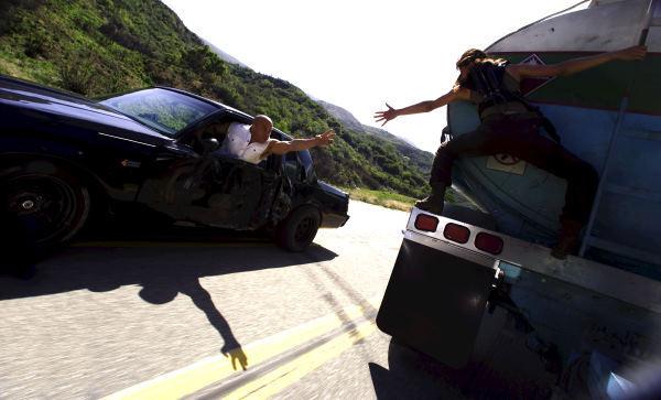Film Title: Fast & Furious