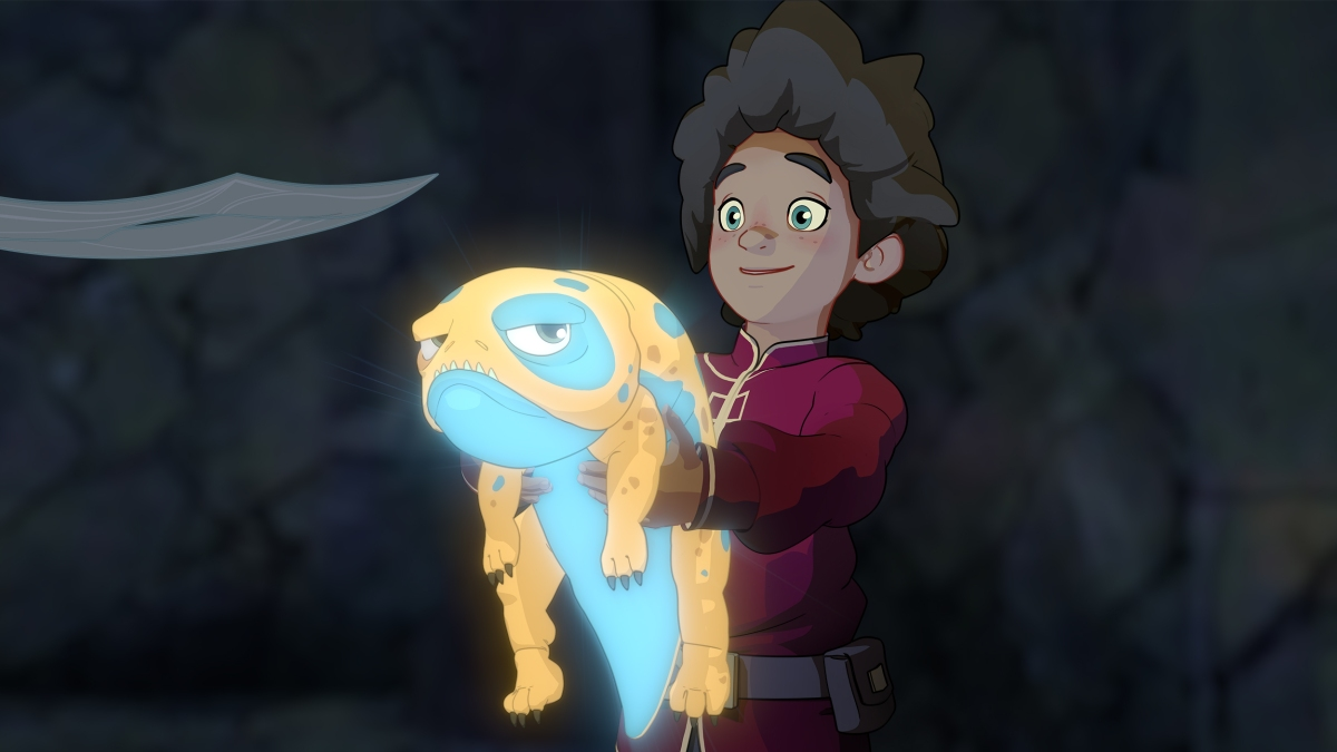 The Dragon Prince: Season One