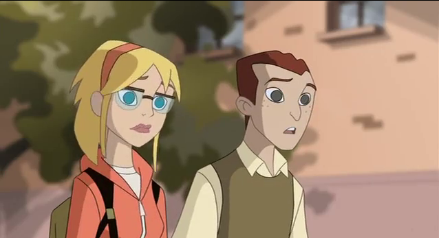 Gwen_and_Harry_watch_Peter_get_rejected