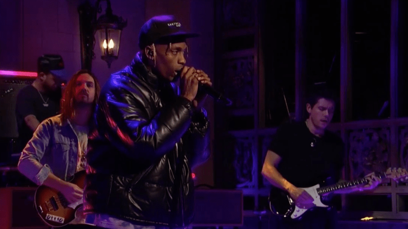 travis-scott-performs-on-snl-with-john-mayer-and-kevin-parker