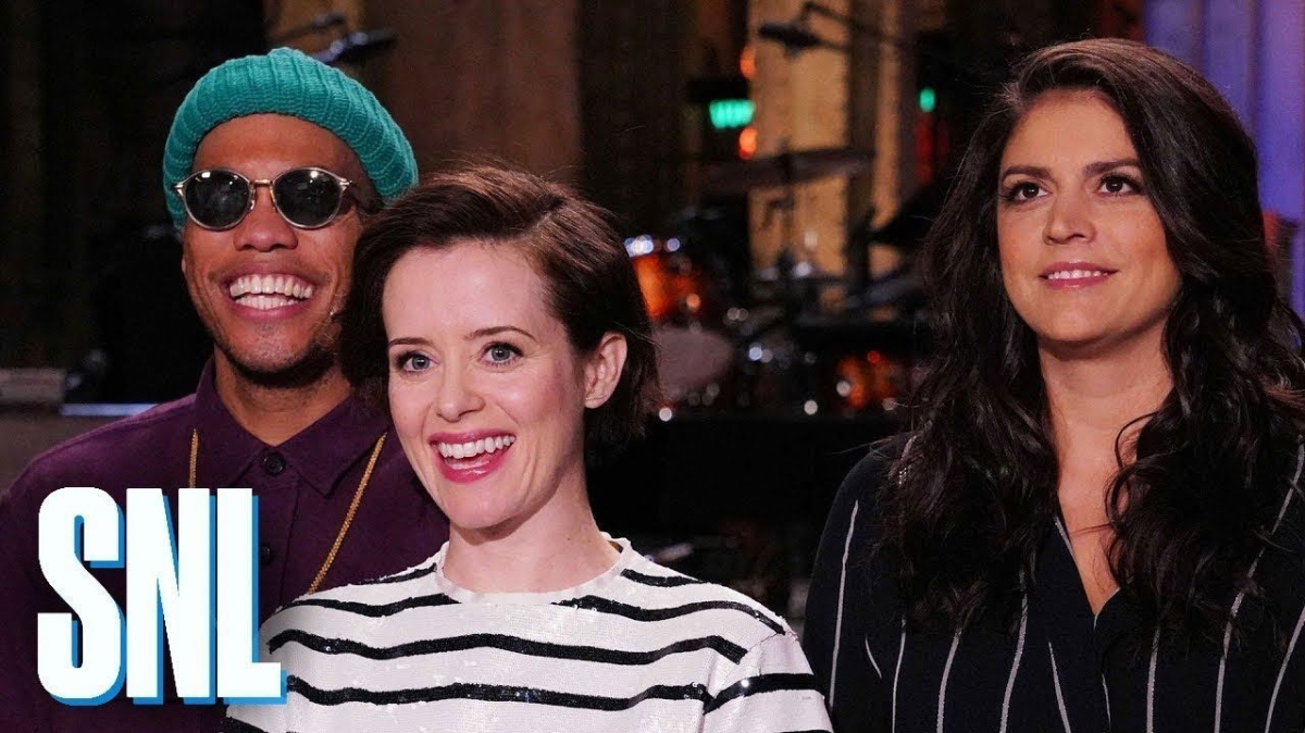 Saturday Night Live – Season 44, Episode 7: Claire Foy/Anderson .Paak