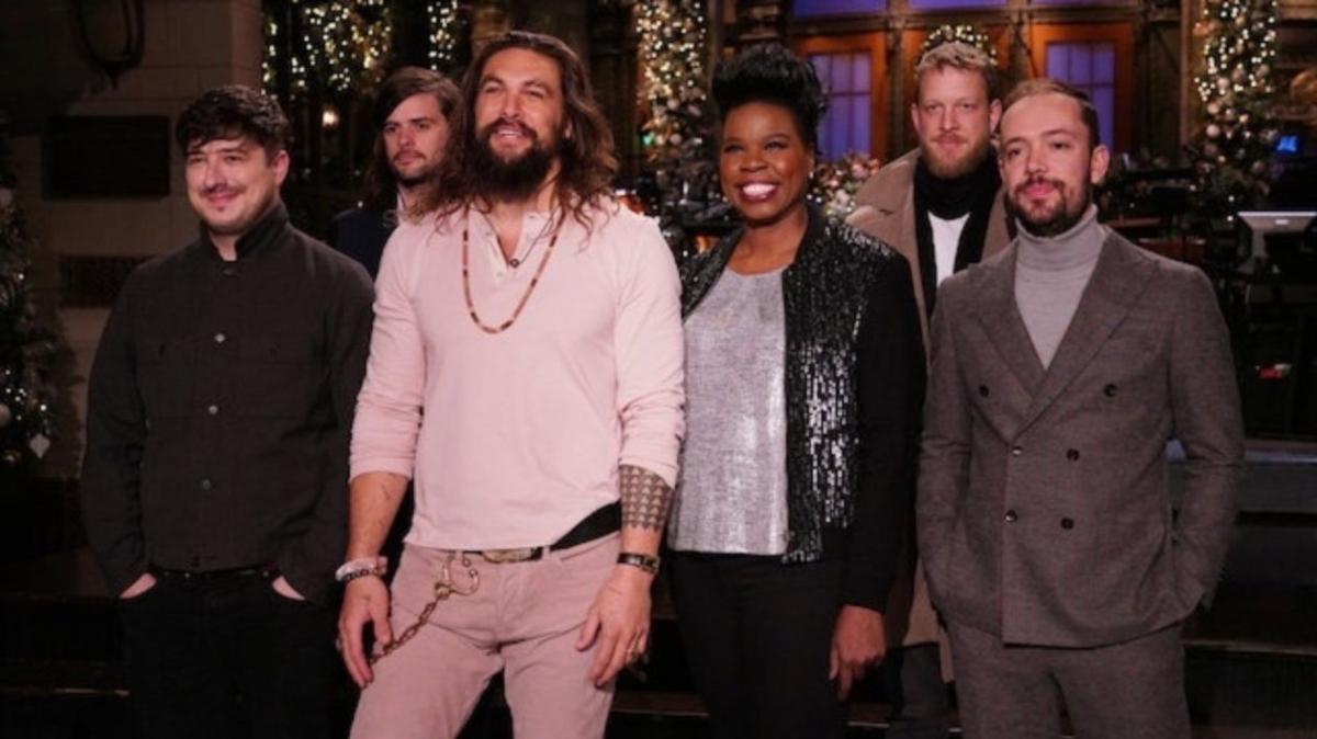 Saturday Night Live – Season 44, Episode 8: Jason Momoa/Mumford & Sons